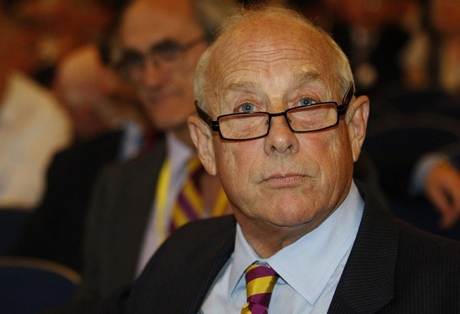 Godfrey Bloom from his time as a Ukip member