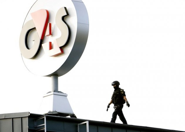 Embattled British security firm G4S also faces a Serious Fraud Office investigation over its electronic tagging (Photo: Reuters)