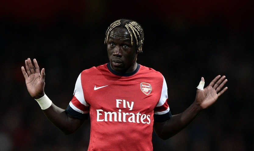 Bacary Sagna could not imagine the repercussions of Arsena's win over Liverpool PIC: Reuters