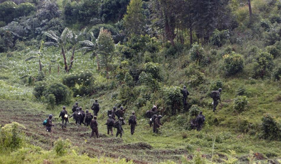 M23 DR Congo