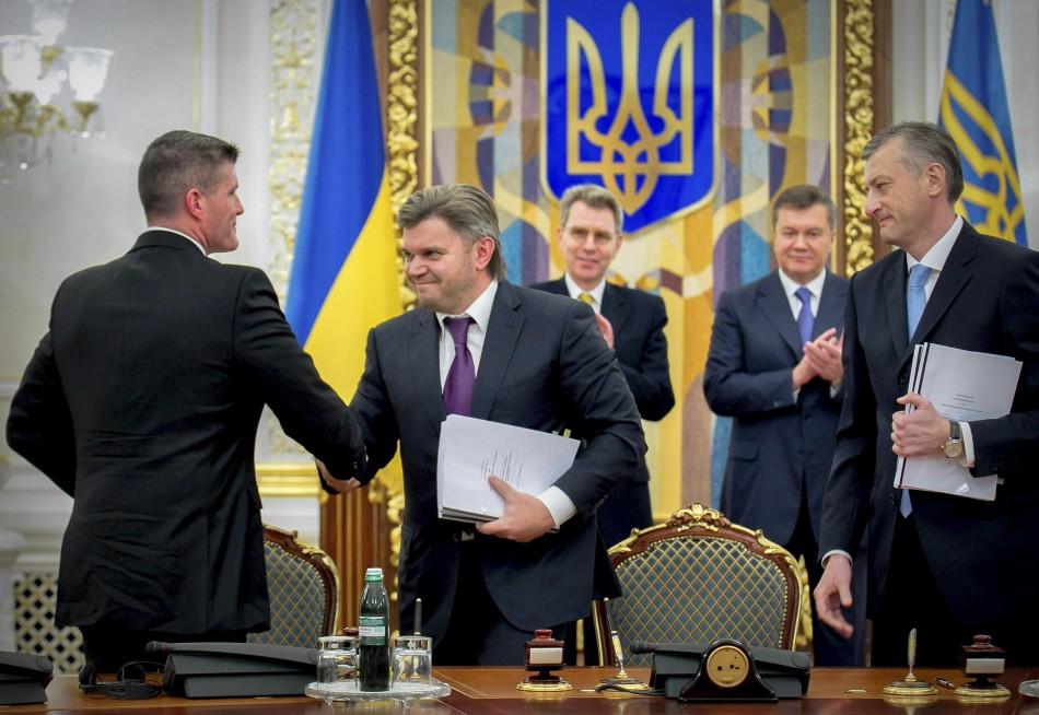 Chevron and Ukraine