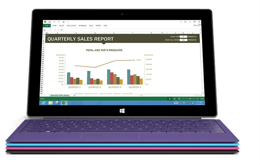 Microsoft Surface Pro 2 Review