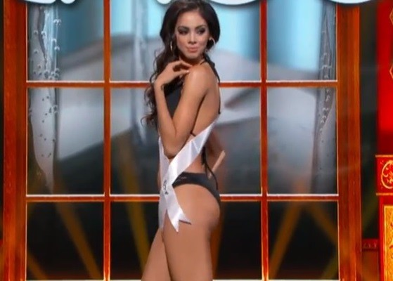 Miss Universe 2013: Miss Paraguay