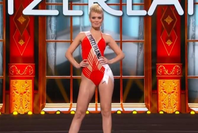 Miss Universe 2013: Miss Switzerland