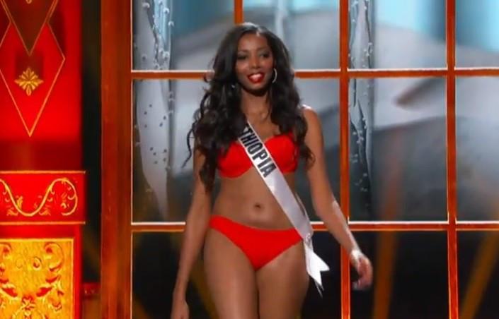 Miss Universe 2013: Miss Ethiopia