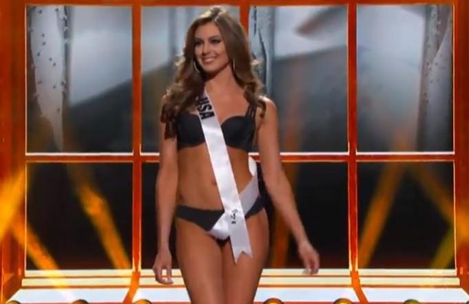 Miss Universe 2013: Miss USA
