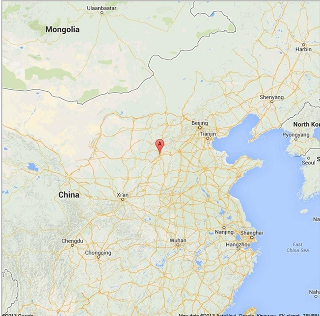 Multiple blasts near China's ruling party building kill one