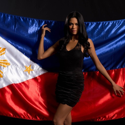 Ariella Arida's was quite an entry into the Miss Universe pageant starting with a controversy [MissUniverse.com]