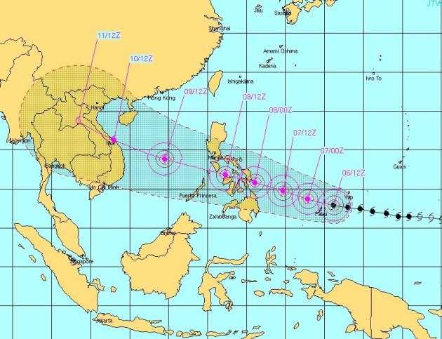 Typhoon Yolanda