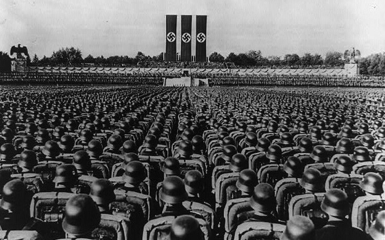 nazi idealogy By coel hellier summary nazi racial ideology was creationist hitler considered that the different human races had been created separately the aryan race was the master race, created as god's highest handiwork, the other races (jewish, black, slav, etc) were literally sub-human.
