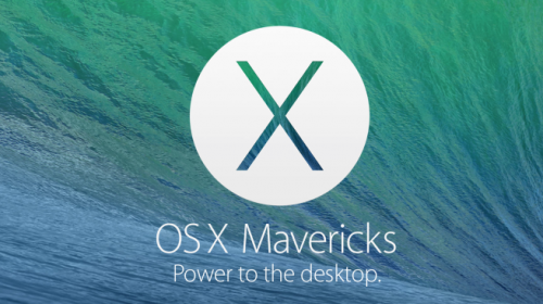 Apple Seeds OS X Mavericks 10.9.1 and 10.9.2 Bug-Fix Updates for Testing