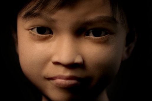The 10-year-old computer-generated Philippine girl has tracked down thousands of paedophiles. (Photo:  Terre des Hommes International Federation)