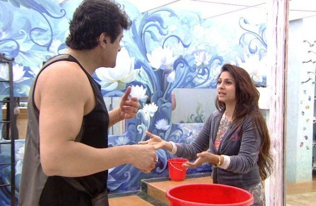 Bigg Boss contestants Armaan and Tanisha