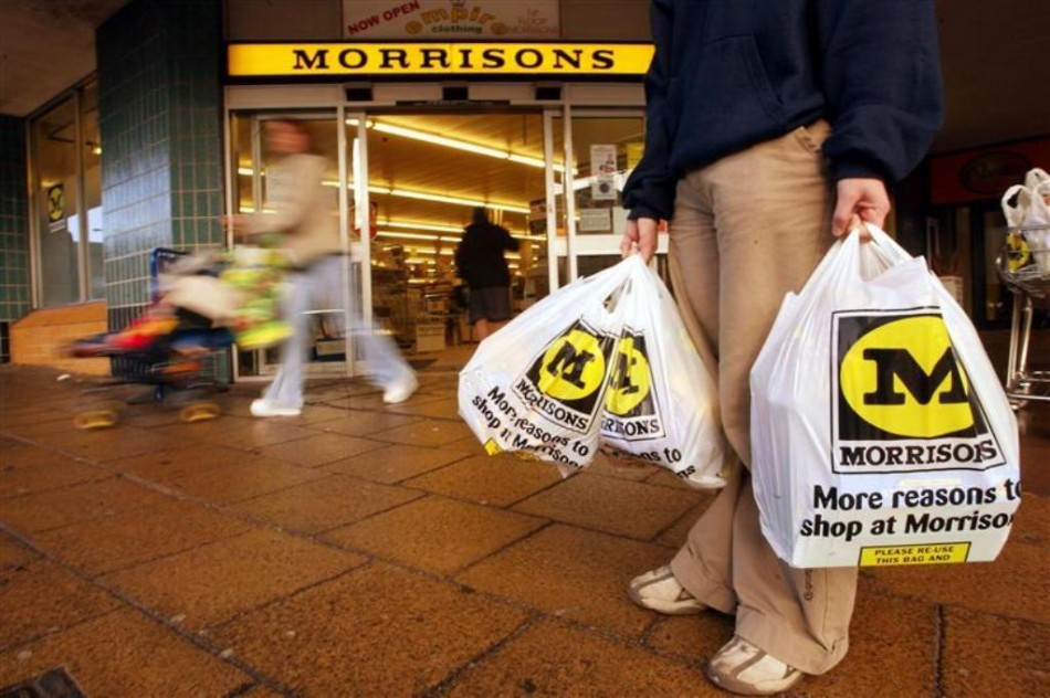 Morrisons' Third Quarter Sales Hit By Lack of Online Footprint
