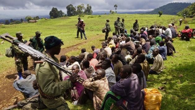 M23 Rebels Congo Uganda