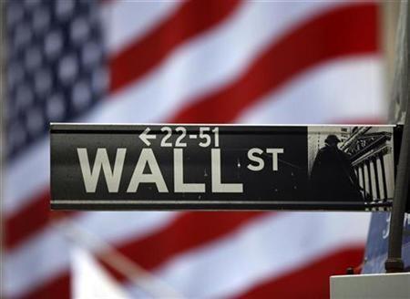 Wall Street  (Photo: Reuters)