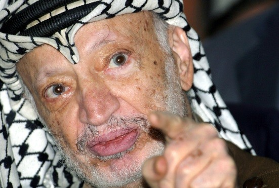 Yasser Arafat died in 2004 four weeks after falling ill (Reuters)