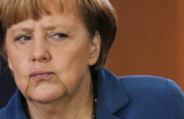 Despite tax revenue increases Angela Merkel will keep a watchful eye on spending (Reuters)