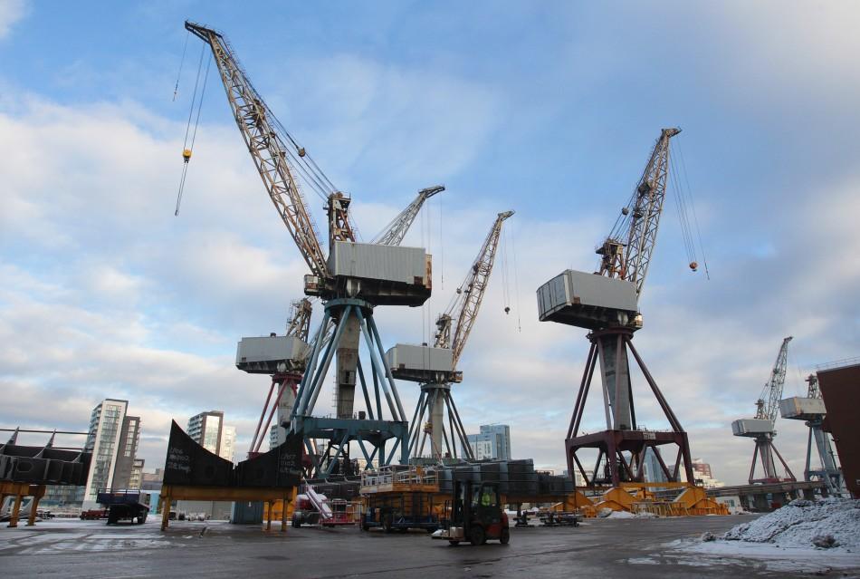 Glasgow Shipyards