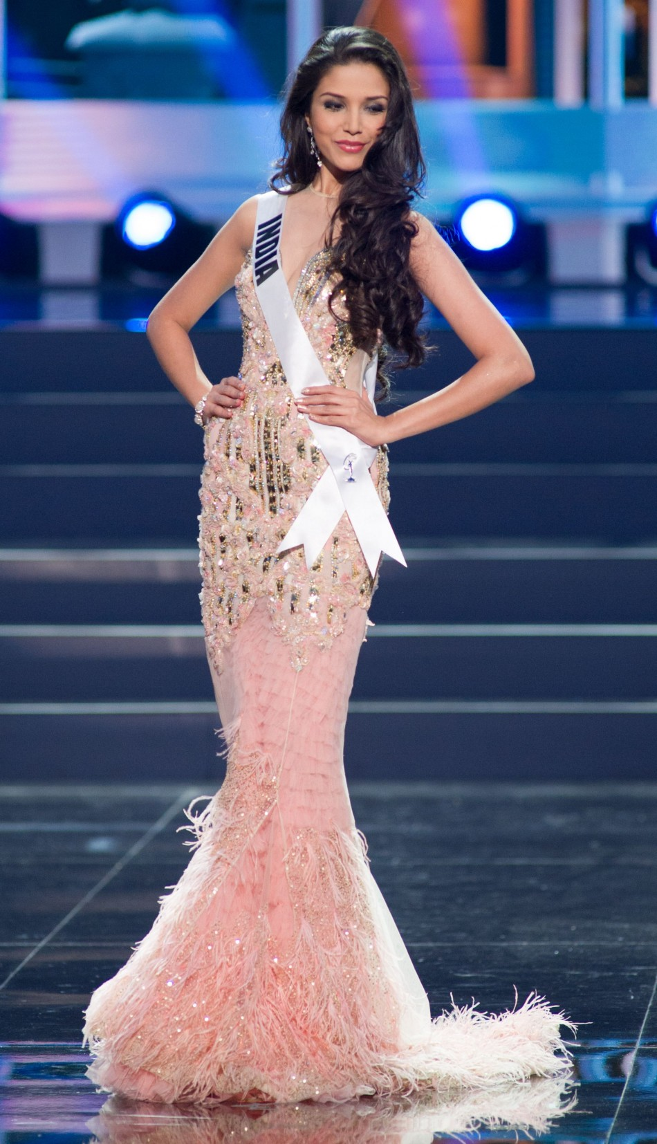 Manasi Moghe, Miss Universe India 2013 (Photo: MIss Universe Organization L.P., LLLP)