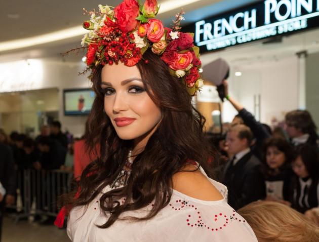 Olga Storozhenko, Miss Universe Ukraine 2013