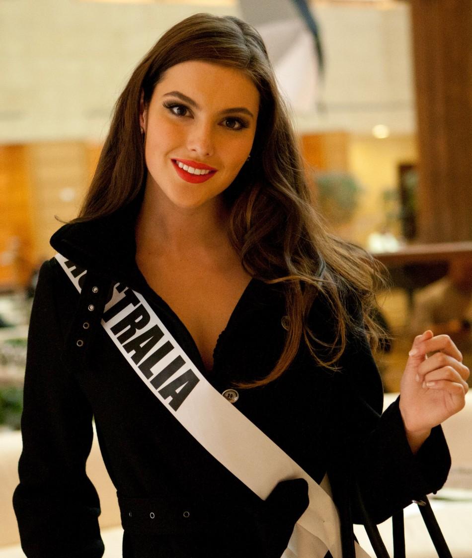 Olivia Wells, Miss Universe Australia 2013 (Photo: Miss Universe L.P., LLLP)