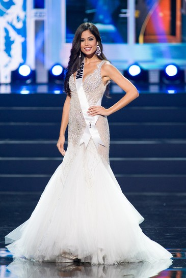 Patricia Yurena Rodriguez, Miss Universe Spain 2013. (Photo: MIss Universe Organization L.P., LLLP)