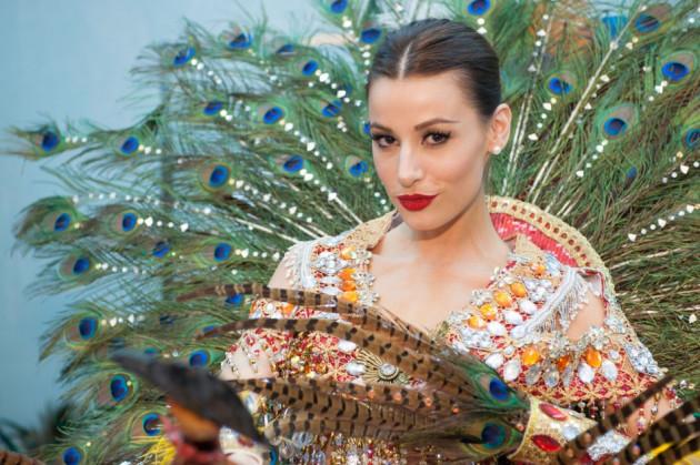 Nastassja Bolivar, Miss Universe Nicaragua 2013. (Photo: MIss Universe Organization L.P., LLLP)