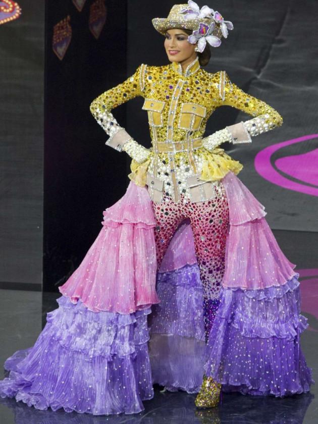 Gabriela Isler, Miss Universe Venezuela 2013. (Photo: MIss Universe Organization L.P., LLLP)