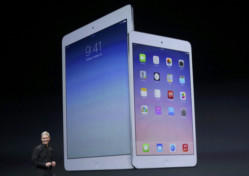 iPad Air 2 and iPad Pro Launching This Month