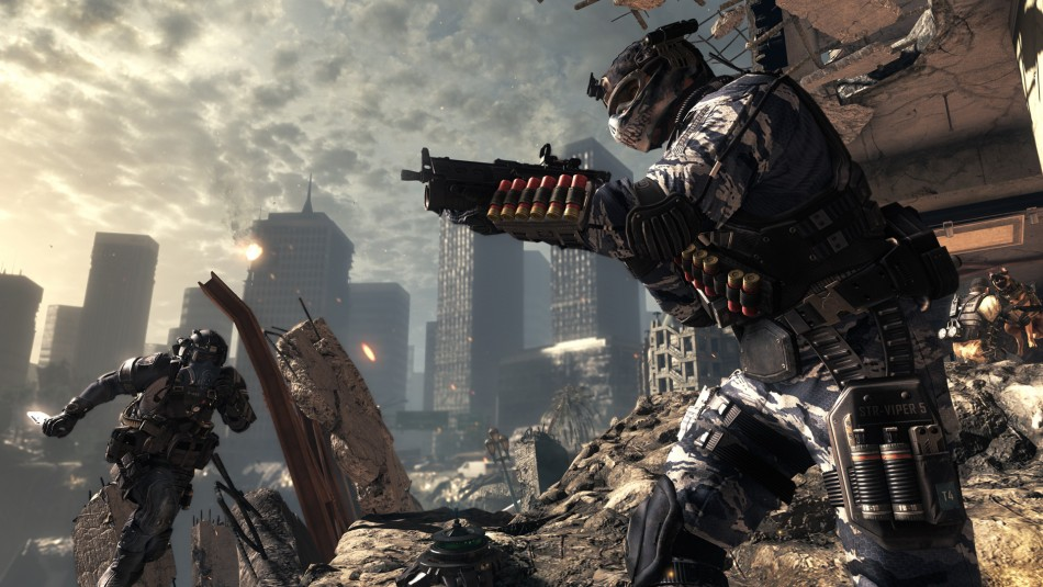 Call of Duty: Ghosts Review