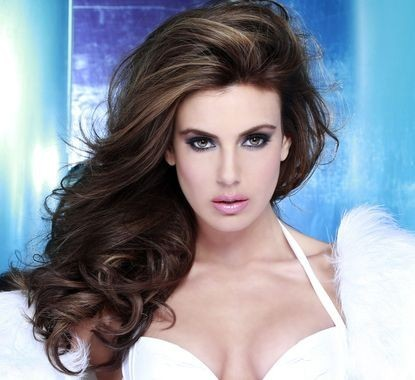 Miss Universe USA 2013, Erin Brady, strikes a pose for Yamamay. (Photo: Fadil Berisha/Miss Universe Organization)