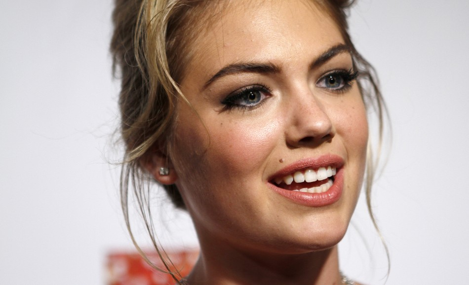 Kate Upton Goes Nude For Sports Illustrated Photo Shoot (Reuters)