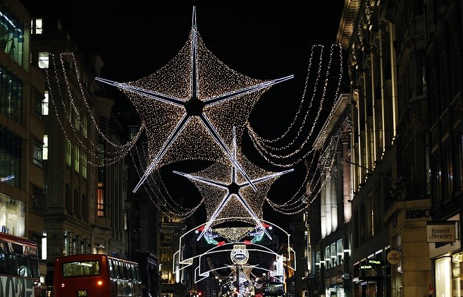 Uk Christmas Lights Switch On 2013 Where To Watch The