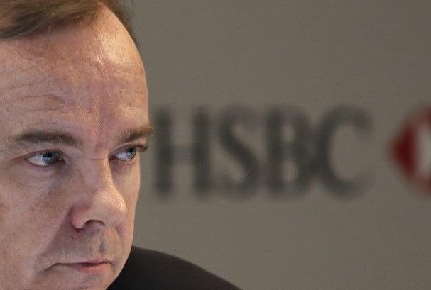 HSBC Boss Stuart Gulliver: Our Bank Leaders are Too Pale and Male