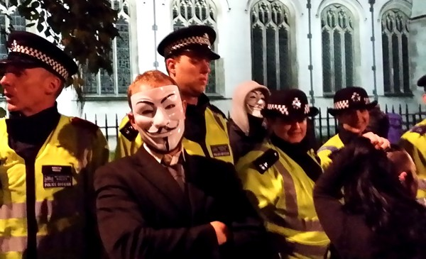Anonymous Hits Out Negative Media Coverage