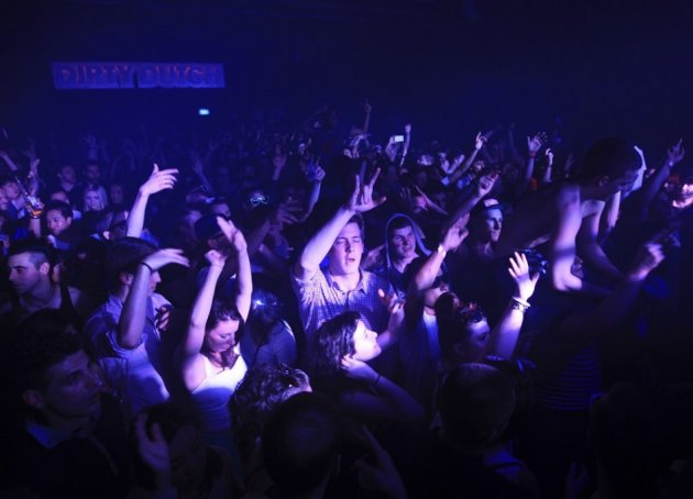 Clubber pulls knife in Stockholm club