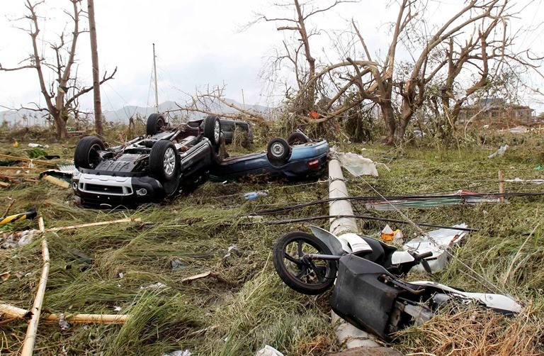 After causing massive destruction in Philippines, super typhoon Haiyan is heading towards Vietnam