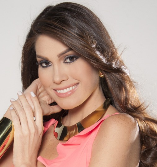 Gabriela Isler is a trained flamenco dancer and started taking lessons from when she was a child[MissUniverse.com]
