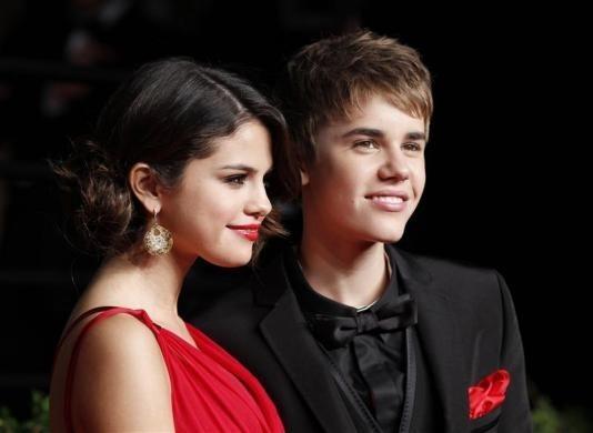 Justin Bieber en Selena dating