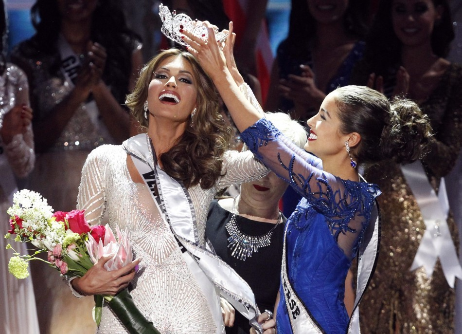 The Miss Universe 2013 has been crowned amidst a glittering ceremony in Moscow [MissUniverse.com]