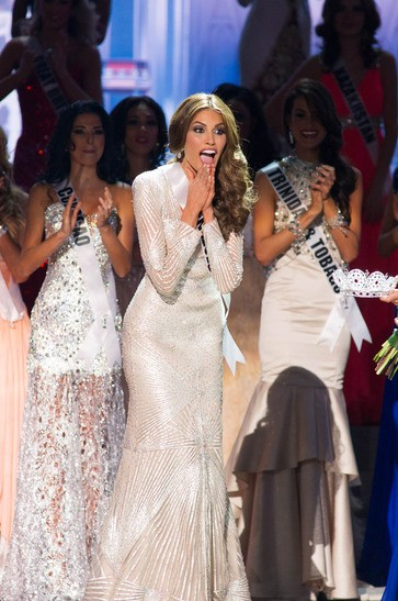 This makes it the seventh Miss Universe crown for Venezuela. 25-year-old Gabriella Isler has won the pageant at Moscow's Crocus City Hall, beating 85 other contestants [MissUniverse.com]