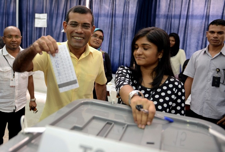 Maldives Elections Again Suspended