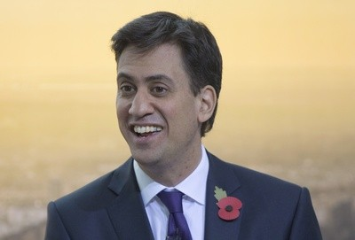 Miliband has the momentum