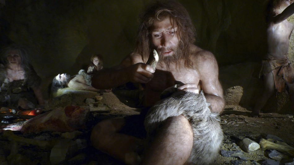 The genetic code of Neanderthals suggests that they interbred with modern humans.