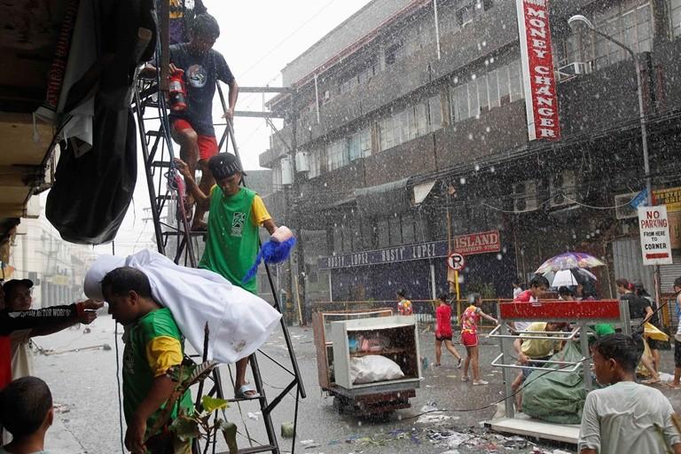 Tacloban, Leyte Island shops