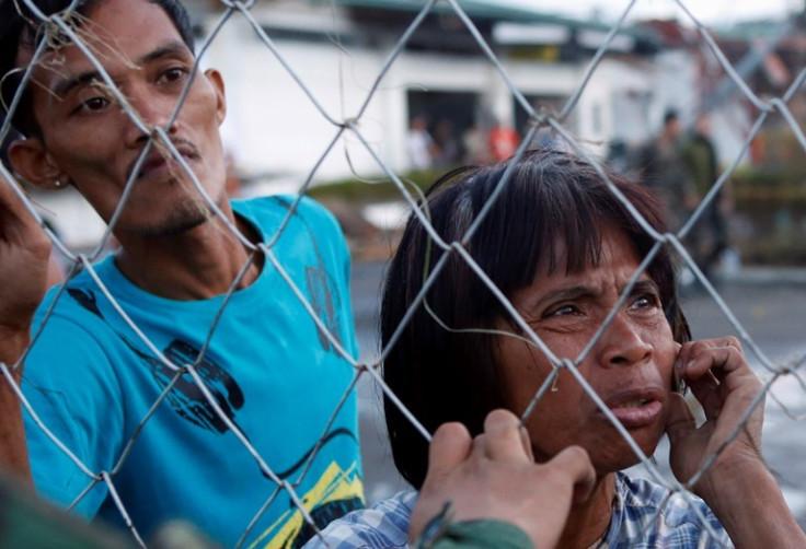 Tacloban survivors