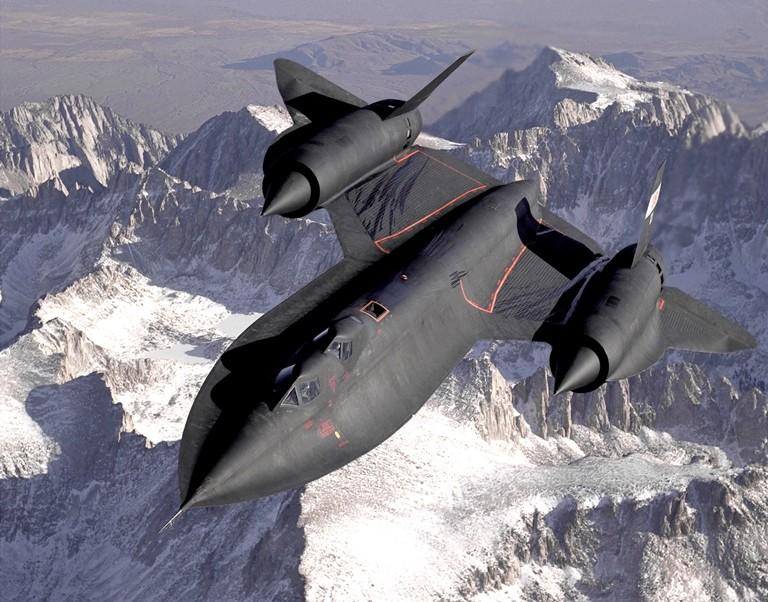 Lockheed's SR-71