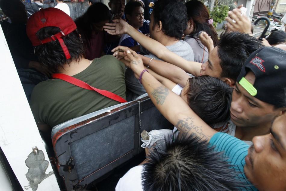 Emergency in Tacloban