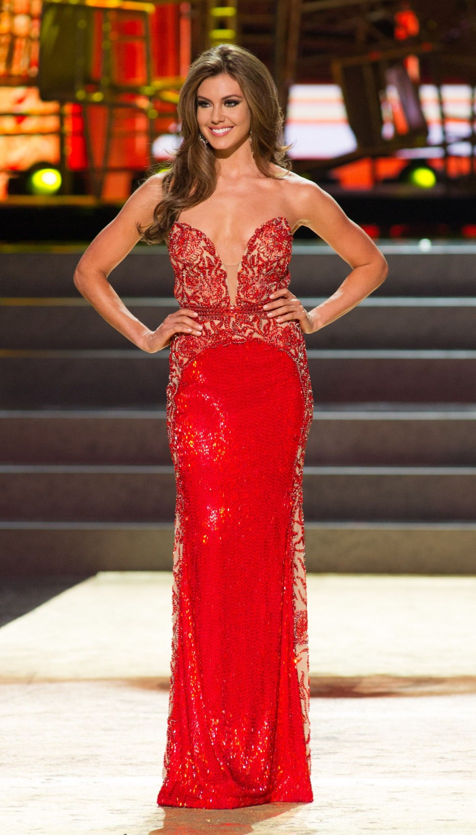 Erin Brady, Miss USA 2013. (Photo: Miss Universe L.P., LLLP)